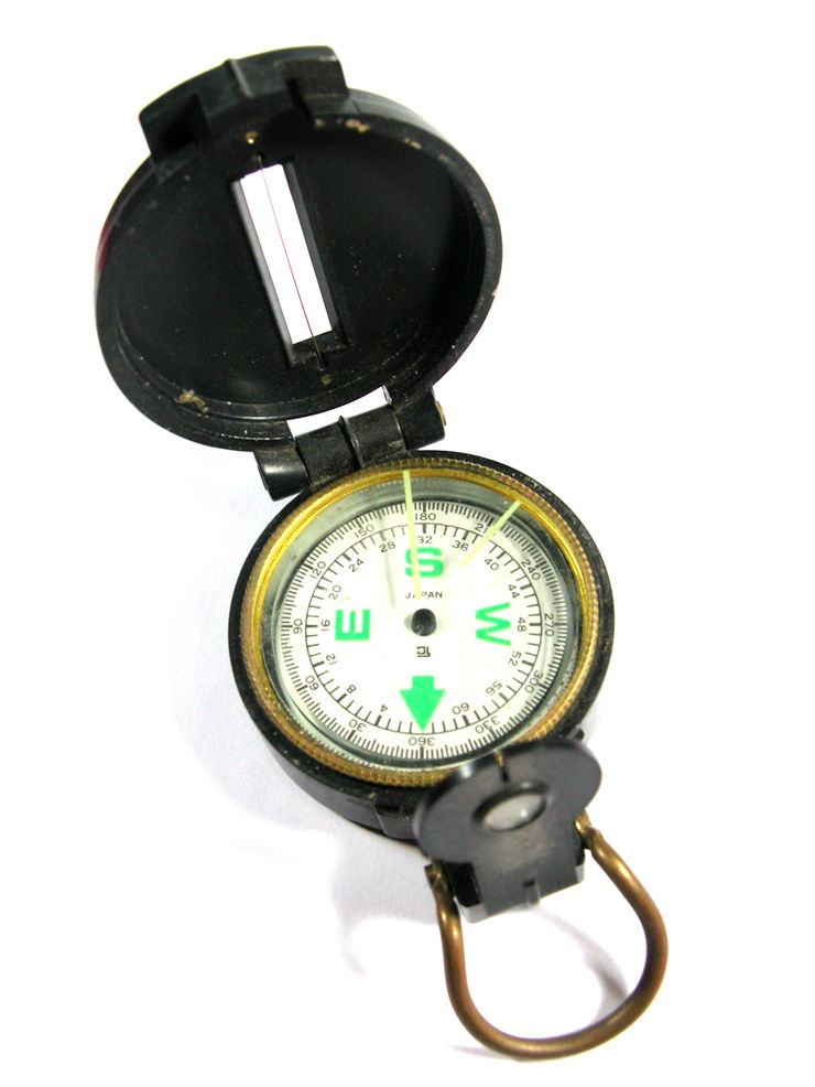 Picture Of Magnetic Compass For Navigation