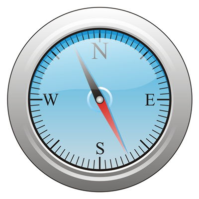 Picture Of Simple Compass Picture